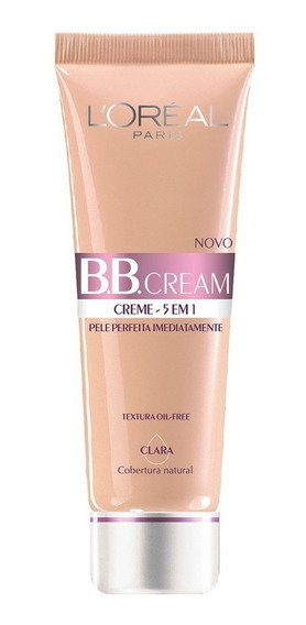 Bb Cream Loreal Fps20 5x1 Base Clara 30ml