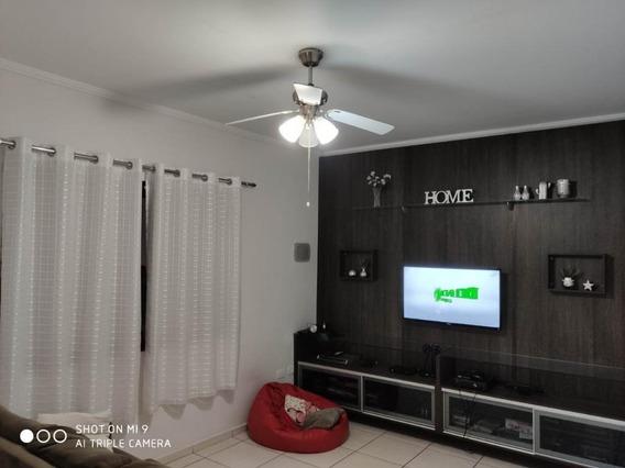 Casa Em Parque Santo Antônio, Jacareí/sp De 55m² 2 Quartos À Venda Por R$ 270.000,00 - Ca348682