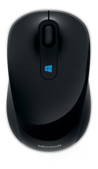 Sculpt Mobile Mouse Microsoft Wireless - Sem Fio - Original