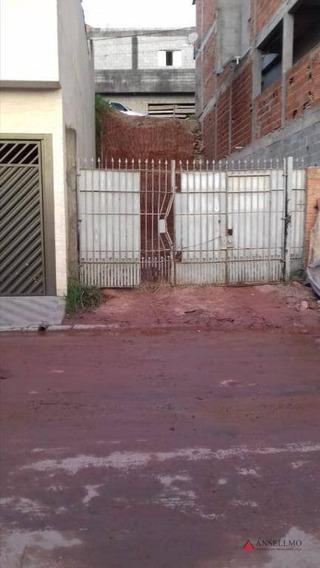 Terreno À Venda, 125 M² Por R$ 192.000 - Baeta Neves - São Bernardo Do Campo/sp - Te0101