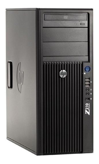 Workstation Z210 8gb Ram 2hds 500gb Processador E3 1240