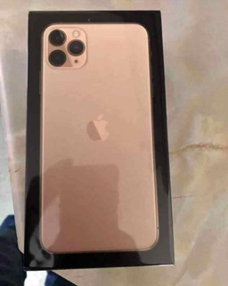 Apple iPhone 11 Pro Max 512gb Oro (desbloqueado De Fábrica)