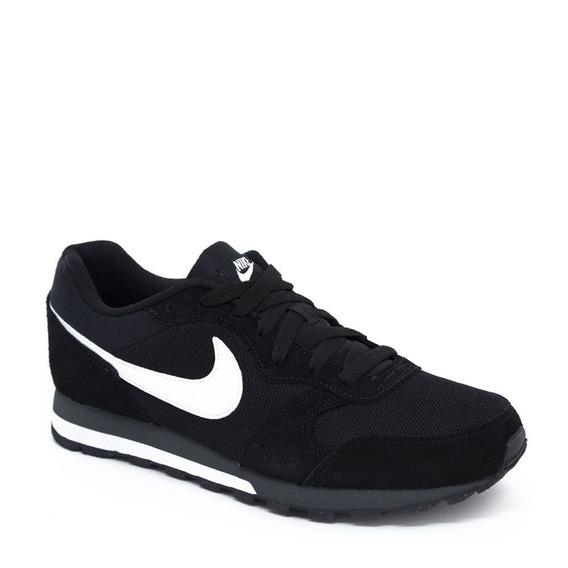 Tênis Nike Md Runner 2 Preto E Branco