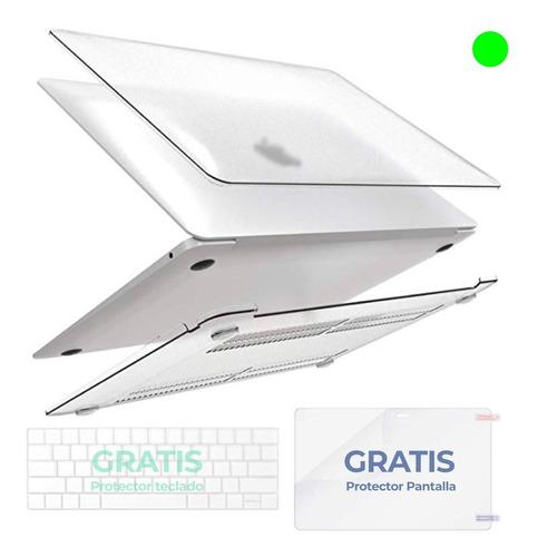 Case Estuche Protector Macbook Pro Air 11 13 15 16 Inc Iva