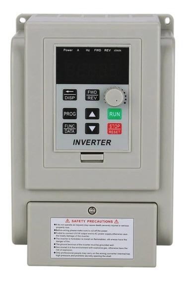 Variador Frecuencia Motor 2hp 220v Inversor Bifásico Factura