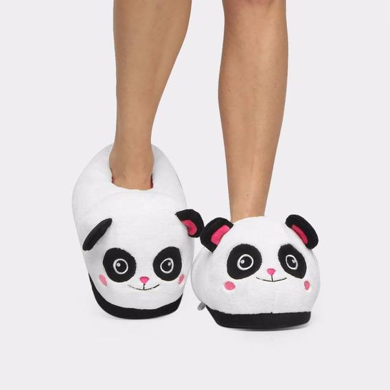 Pantufa Panda 3d 34/36 - Ricsen