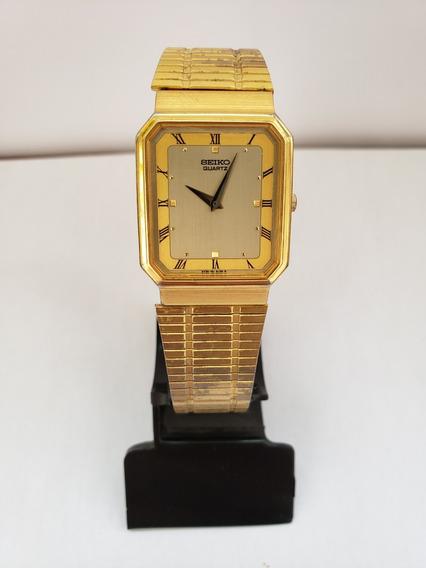 Relógio Seiko 5y30-5a54, Quartz, Dourado