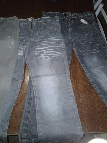 Jeanes Impecables Como Nuevos Talle 10