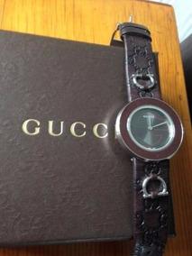 Relógio Original Gucci Com Garantia E 2 Pulseiras!