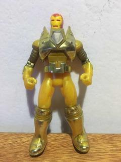 Iron Man Hydro Armor - Marvel (toy Biz 1994)