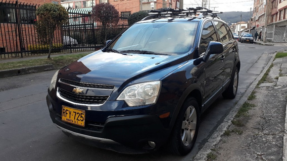 Chevrolet Captiva 2.4 Impecable