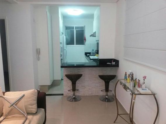 Apartamento Em Ilha Do Sol, Itu/sp De 47m² 2 Quartos À Venda Por R$ 235.000,00 - Ap230867