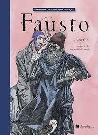 Fausto - Literatura Universal Para Crian Goethe - Barbara K