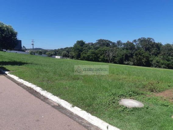 Ótimo Terreno Com 649 M² Em Condomínio Florais Dos Lagos - Te0358