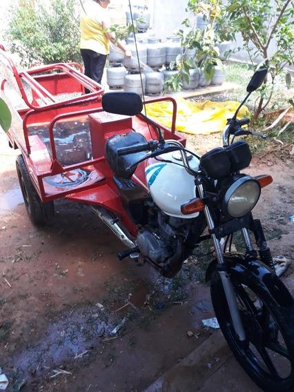 Honda Triciclo Para 7 Gás
