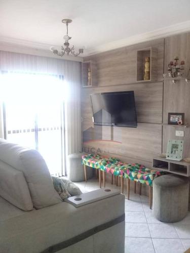 Apartamento Com 2 Dormitórios À Venda, 70 M² Por R$ 287.000,00 - Jardim Guapituba - Mauá/sp - Ap1164
