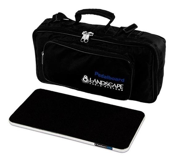 Soft Bag C Base Fixação P Pedais 45x22 Cm Pedal Board Sb100