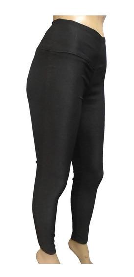Pantalon Mujer Talle Grande Bengalina Chupin Hasta T. 14