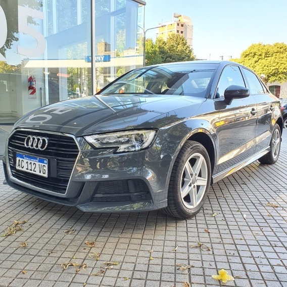 Audi A3 Sedán 1.4 Tfsi 150cv 2018 Marrocchi Exclusivos