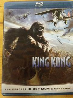 Blu Ray King Kong (2005 - Peter Jackson)
