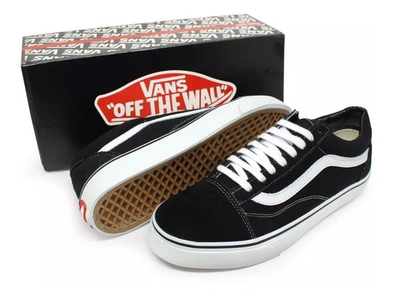 Tênis Vans Old Skool Unissex Original Envio 24 Hr -
