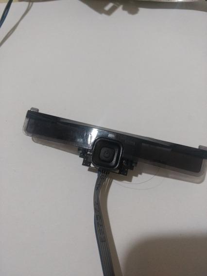 Botão Power Teclado Tv Lg 32lh515 32lh515b Ebr81548701