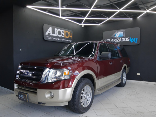 Ford Expedition Eddie Bauer A/t 4x4 7pasajeros  2010