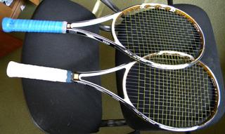 Par De Raquetas De Tenis Wilson Blade 98 ( El Juego)
