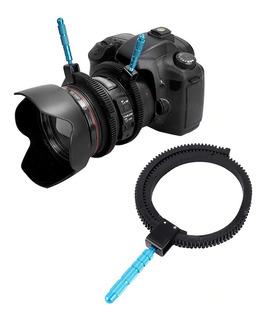 Anillo Ajustable Manual Focus Para Camara Reflex Dslr