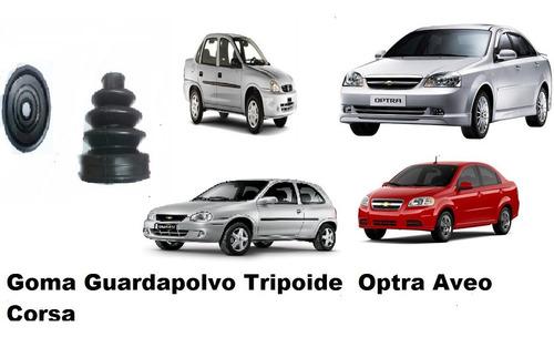 Goma De Tripoide Optra.aveo,fiesta,orinoco,corolla,fiatelpar