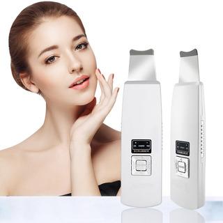 Limpiador Facial Ultrasonico Skin Scrubber Gentle Spatula