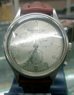 Reloj Kenneth Cole New York Cronometro Lomas De Zamora