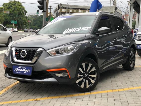 Nissan Kicks Rio 2016 1.6 16v Flexstar 5p Aut. 2016/2017