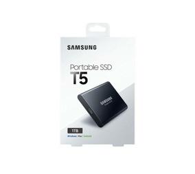 Ssd T5 Samsung Portable 1tb Hd/ssd Externo Usb3.1 Lacrado
