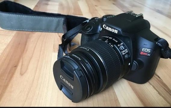 Câmera T6excelente Estado.