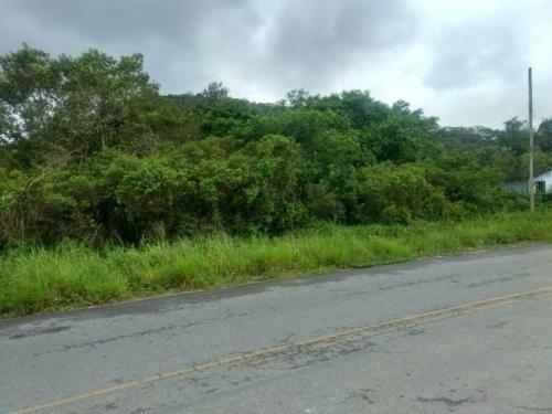 Terreno Localizado No Bairro Jardim Aguapeú, Em Itanhaém/sp