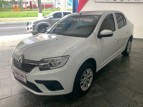 Renault Logan Zen Carro Sem Entrada Aplicativo Zero Km