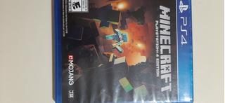 Video Juego Minecraft Playstation 4 Edition