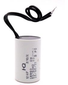 Capacitor Partida 12uf 250vca - Portão Eletrônico