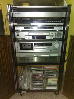 Equipo De Audio Kenwood