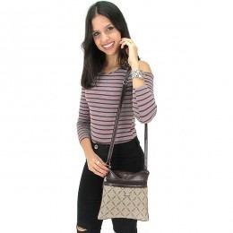 Promoção Bolsas Feminina Pequena Couro Sintético