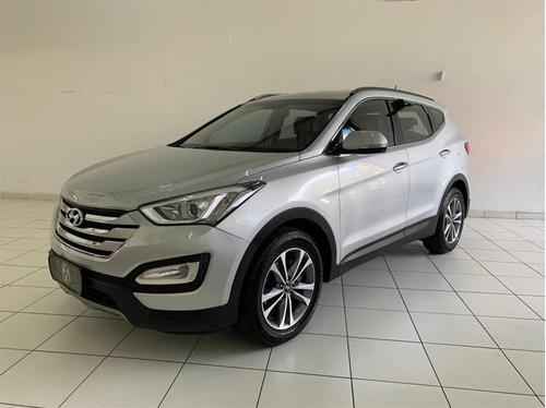 Hyundai Santa Fe  Gls 3.3l V6 4x4 5l Gasolina Automático