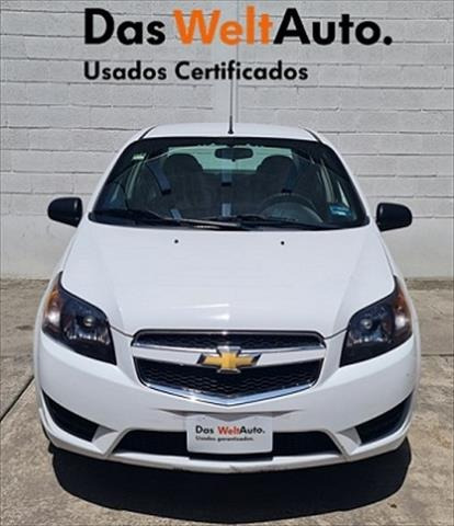 Imagen 1 de 11 de Chevrolet Aveo Ls J 4p L4 1.6l Aa Cd Mp3 Usb R-14 At 2017