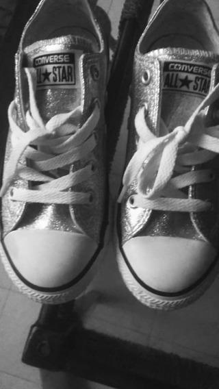 Zapatos Para Niña Converse Usa Talla 31
