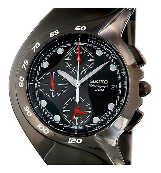 Relógio Seiko Masculino Social Analógico 7t62bd/1 Dm43mm
