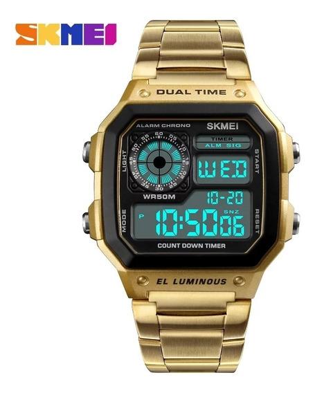 Relógio Digital A Prova D