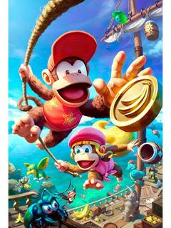 Placa - Quadro - Decorativo - Donkey Kong - Jogos - (v441)