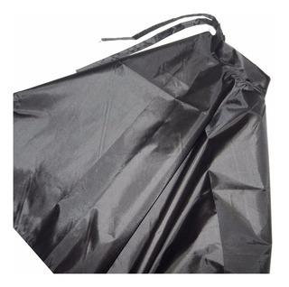 Capa Peluqueria Premium Tintura / Alisado 1,00 X 1,30 Negra
