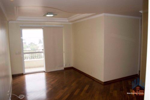 Imagem 1 de 30 de Apartamento Com 3 Dormitórios À Venda, 91 M² Por R$ 810.000,00 - Jardim Marajoara - São Paulo/sp - Ap12550