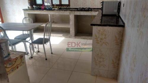 Imagem 1 de 10 de Chácara Com 3 Dormitórios À Venda, 2000 M² Por R$ 281.000,00 - Pinheirinho - Taubaté/sp - Ch0544